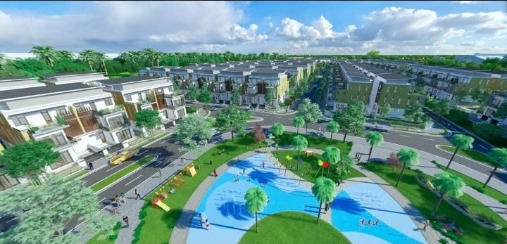 khu đô thị bella villa