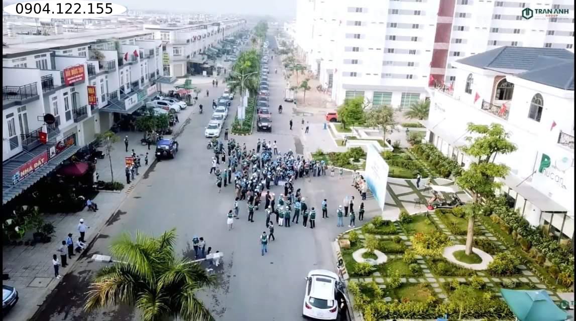 tiến độ dự án phúc an city ngày 10/4/2019