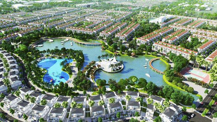 phúc an city Hóc Môn