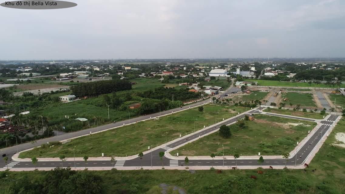 khu đô thị bella vista