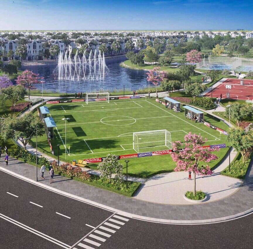 dự án tân tạo central park