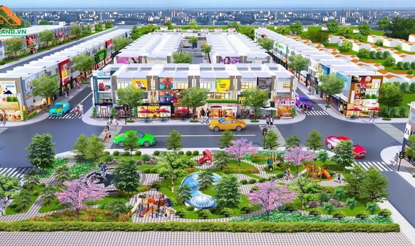 dự án nam an new city
