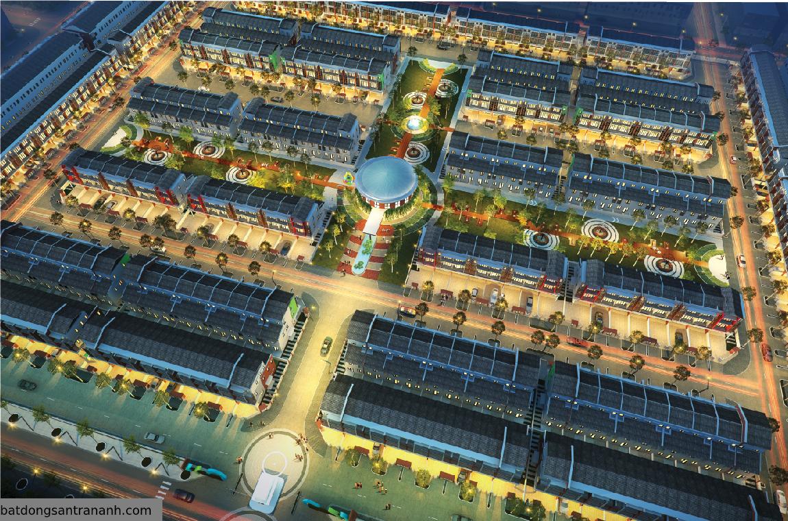 dự án sun casa central