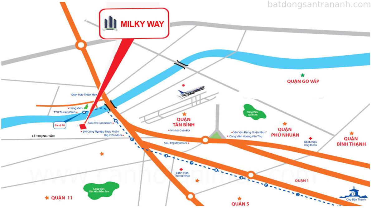 chung cư milky way
